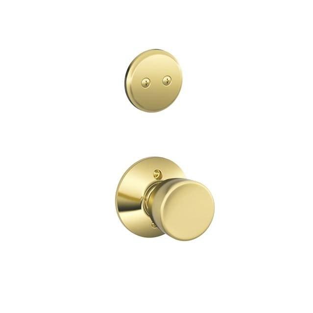 Schlage Residential F94BEL F Series Bell Door Locks Interior Trim