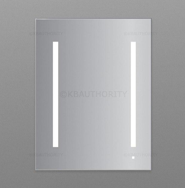 Robern Ac2430d4p1 Aio Series 23 1 4 Inch Flat Plain Mirror