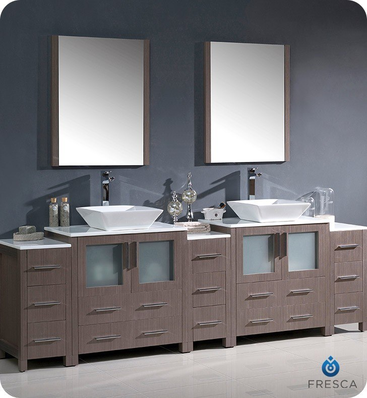 Beautiful Vinyl Wall Art Bathroom Quotes Tiny Finland Steam Baths Quincy Clean Marble Bathroom Flooring Pros And Cons Tall Bathroom Vanity Height Young Porcelain Tile Bathroom Photos ColouredModern Bathrooms South Africa Fresca FST6260GO Torino Gray Oak Tall Bathroom Linen Side Cabinet