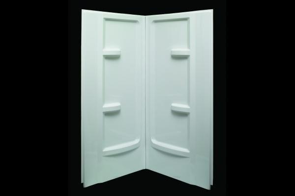 Fleurco AWF36 Acrylic 36 X 72 Inch Shower Wall