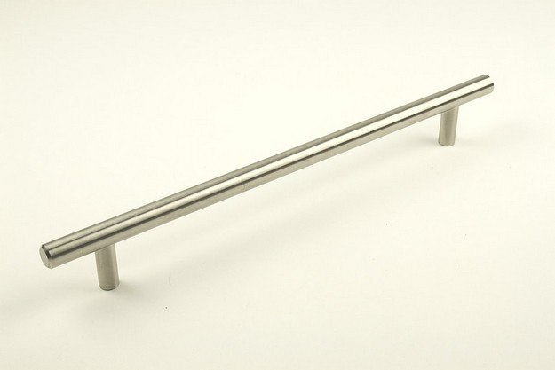 Century Hardware 40459V Stainless  Collection Stainless Steel Pull 81-1/4 Inches Center to Center 892mm OA