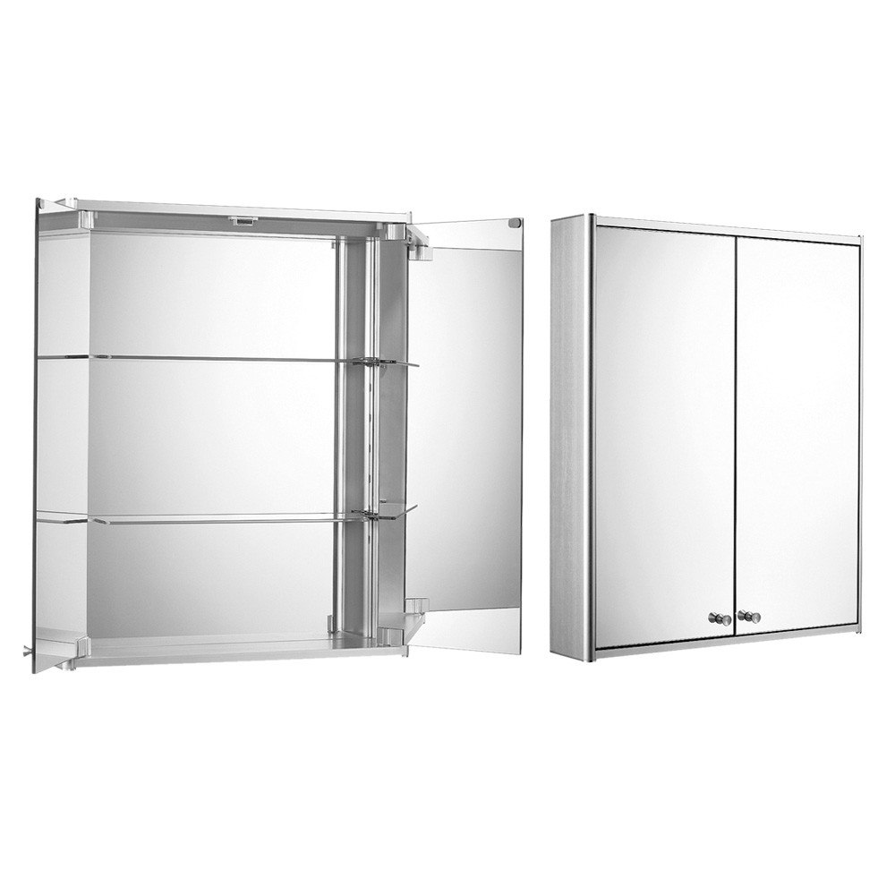 Whitehaus Whcar 42 Medicinehaus 42 Inch Double Two Sided