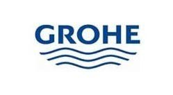 Grohe 48108000 Europlus Handle Blue in Chrome