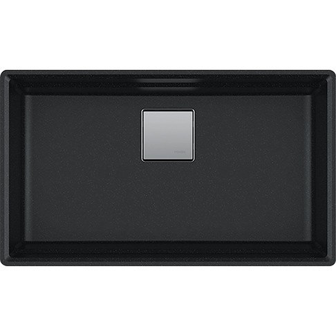 Franke Single Bowl Kitchen Sink : ... Single Bowl Granite Kitchen Sink in Onyx ,Franke sink, Sinks, Franke