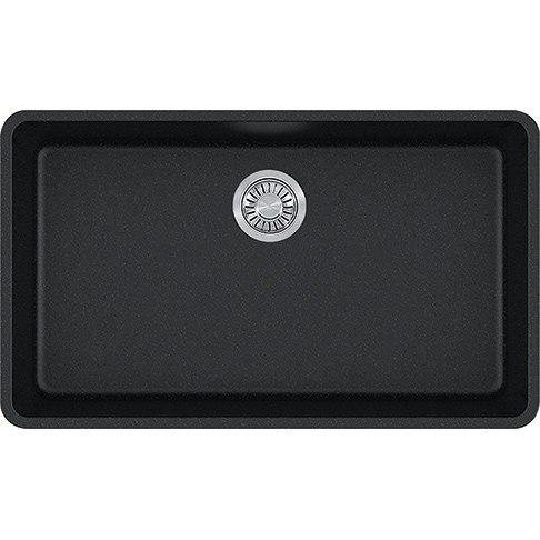 Franke Onyx Granite Sink : ... Single Bowl Granite Kitchen Sink in Onyx,Franke sink, Sinks, Franke
