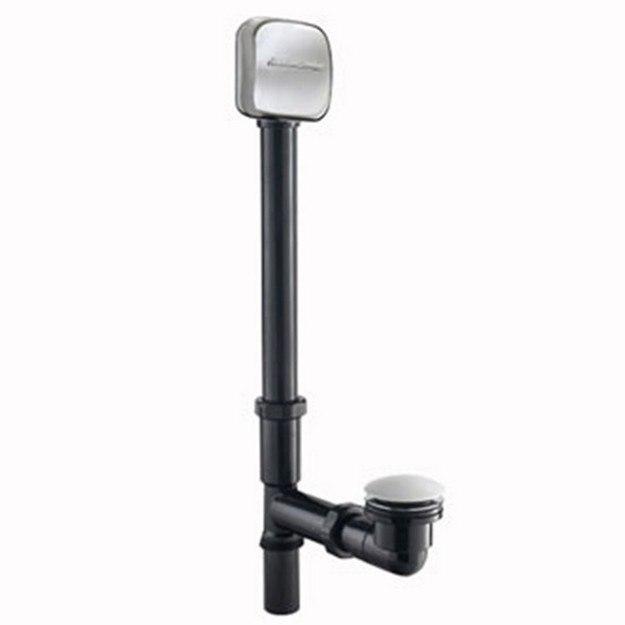 American Standard 1640 305 Deep Soak Toe Tap Tub Drain