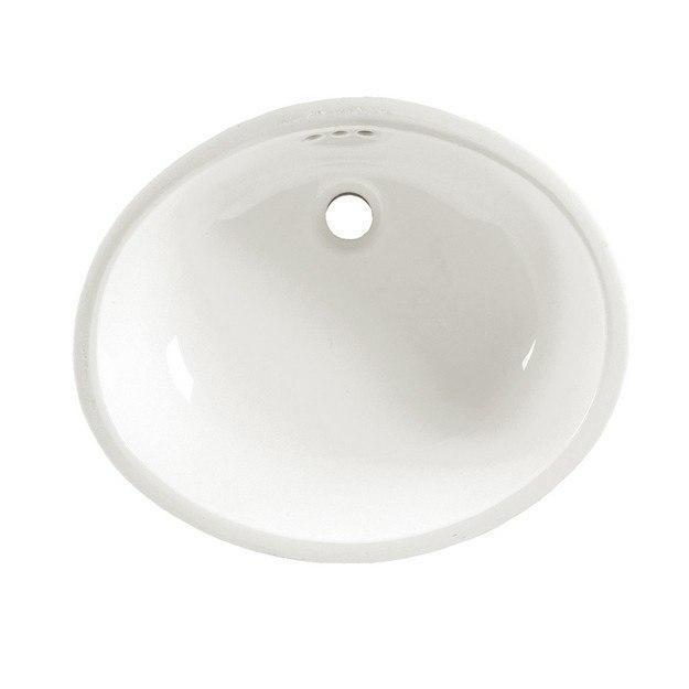 2691004 020 In White By American Standard: American Standard 0497.300.020 Ovalyn 19 Inch Porcelain