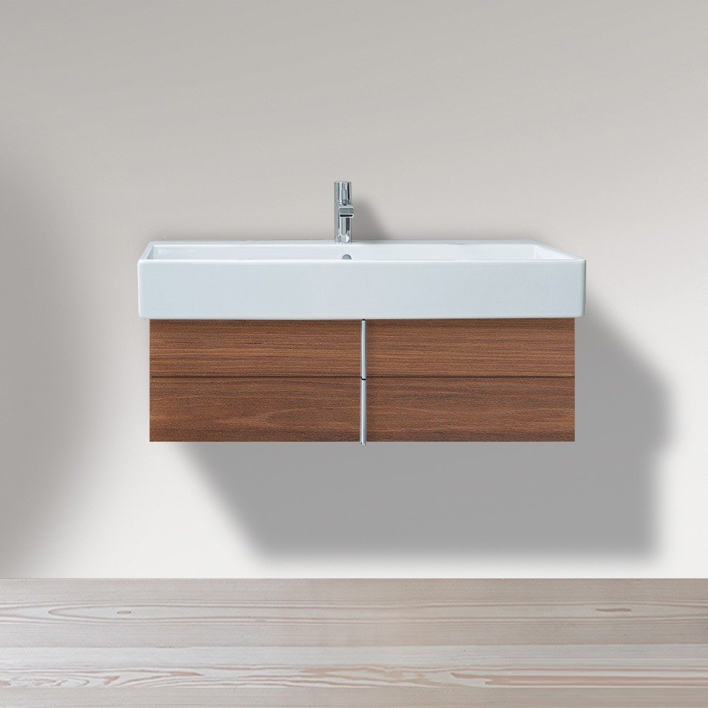 Duravit Vero Wall Mounted Sink : Duravit VE6214 Vero 39-3/8 x 17-1/2 Inch Vanity Unit Wall-Mounted for ...