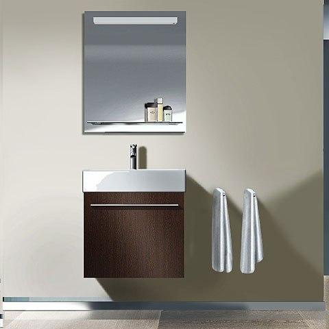 duravit xl6044 x large 21 5 8 x 17 1 2 vanity unit wall. Black Bedroom Furniture Sets. Home Design Ideas