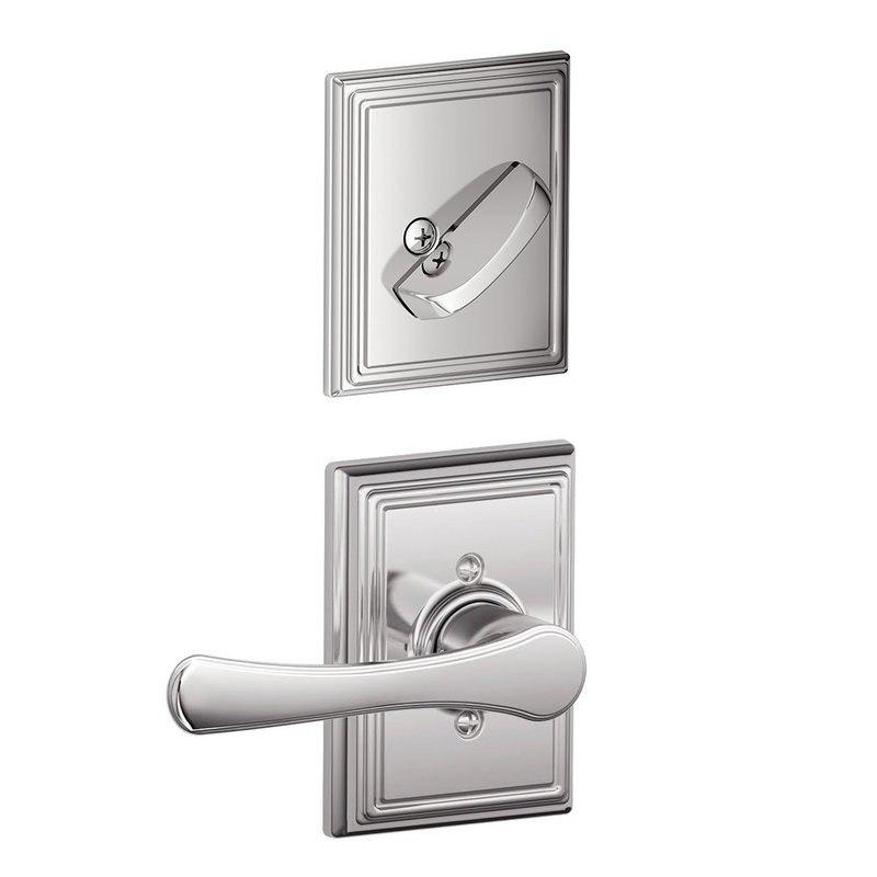 schlage residential f94vlaadd f series avila with addison rose door locks interior trim