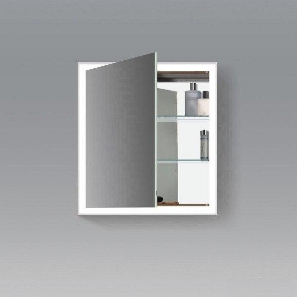 Duravit Lc7550 L Cube 25 5 8 X 27 1 2 Inch Mirror Cabinet